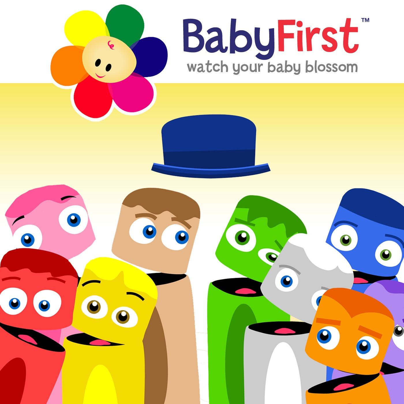 BabyFirst, Color Crew On ITunes