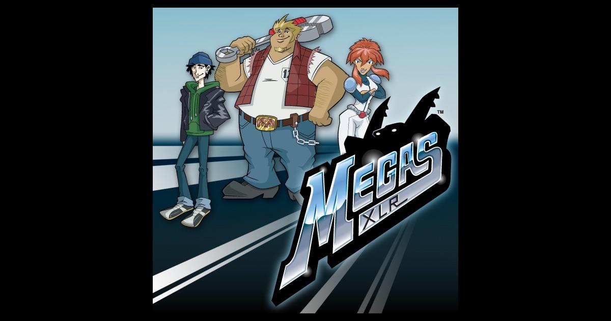 Megas Xlr Season 1 On Itunes