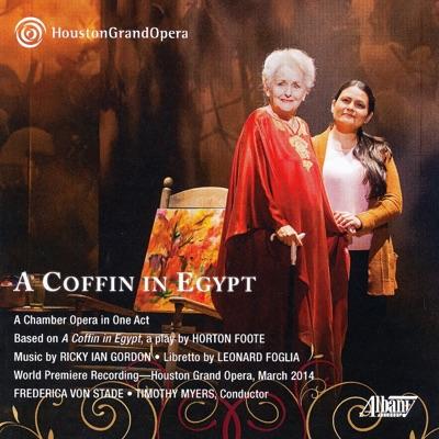 Ricky Ian Gordon: A Coffin in Egypt - Frederica Von Stade