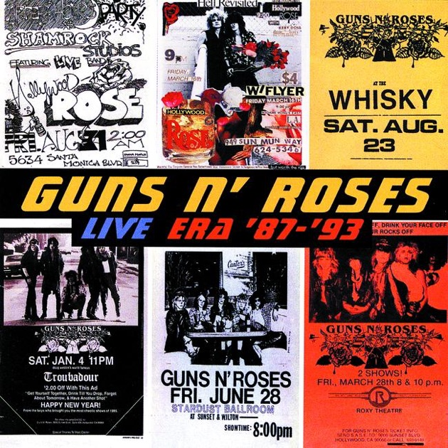 live era 8793 by guns n roses on apple music