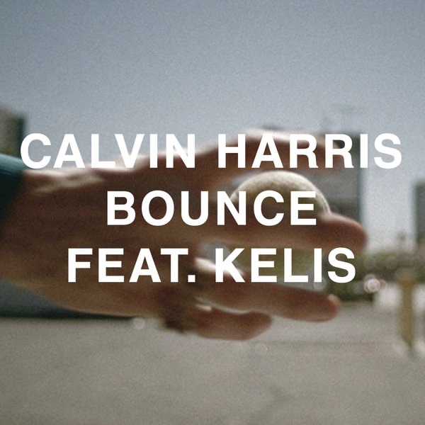 Cover art for Bounce