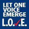 L.O.V.E. (Let One Voice Emerge) [feat. Patti Austin, Shiela E, Siedah Garrett, Lalah Hathaway, Judith Hill & Keke Palmer] - Single ジャケット写真