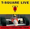 T-SQUARE LIVE featuring F-1 GRAND PRIX THEME ジャケット画像