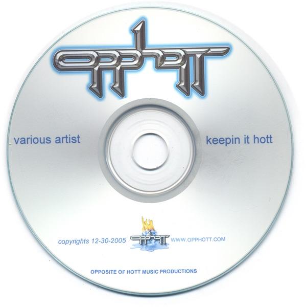 Opphott  Various Artist Cd Opphott CD cover