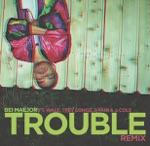 songs like Trouble (Remix) [feat. Wale, Trey Songz, T-Pain, J.Cole & DJ Bay Bay]