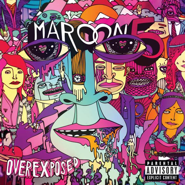 musicas maroon 5 overexposed