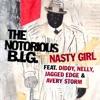 Nasty Girl - EP ジャケット写真