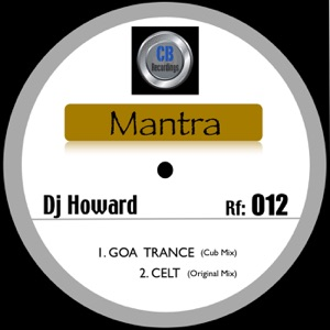 DJ Howard - Goa Trance (Club Mix)