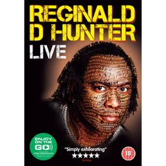 Reginald Hunter Live