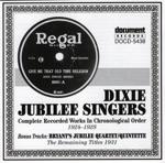 Dixie Jubilee Singers (1924-1928) & Bryant's Jubilee Quartet (1931)