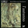Henze: L'Autunno - Hindemith: Kleine Kammermusik ジャケット写真