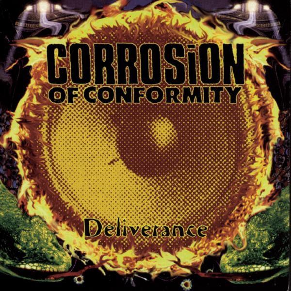 Deliverance Corrosion of Conformity CD cover