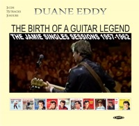 The Birth of a Guitar Legend: The Jamie Singles Sessions 1957-1962