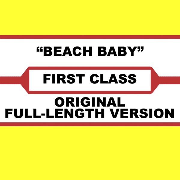 Cover art for Beach Baby