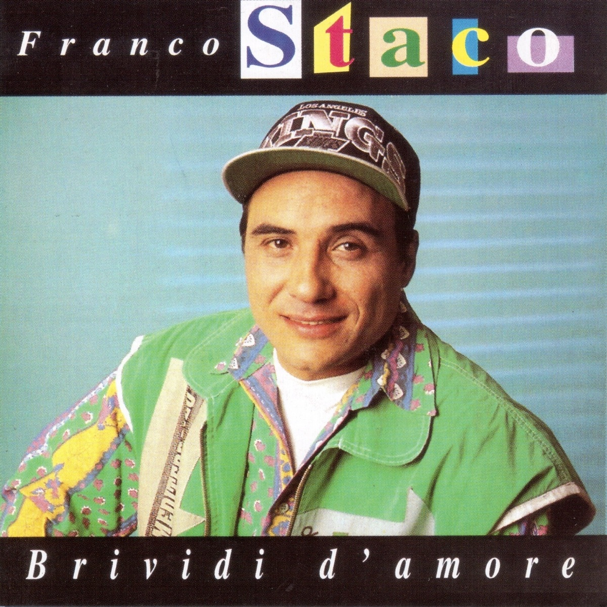 Franco Staco La Foglia Di Bamb.Brividi D Amore Album Cover By Franco Staco