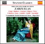 Comunidad de Madrid Chorus, Comunidad de Madrid Orchestra & Miguel Roa - Seguidillas from El chaleco blanco
