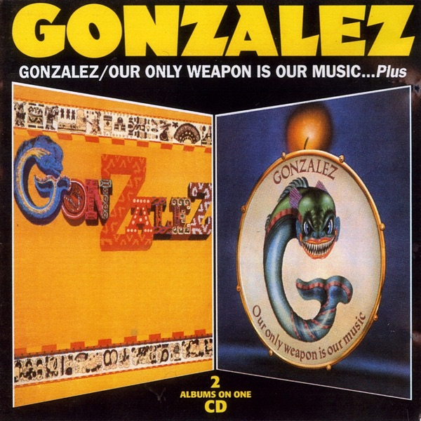 Gonzalez - I Haven't Stopped Dancing Yet