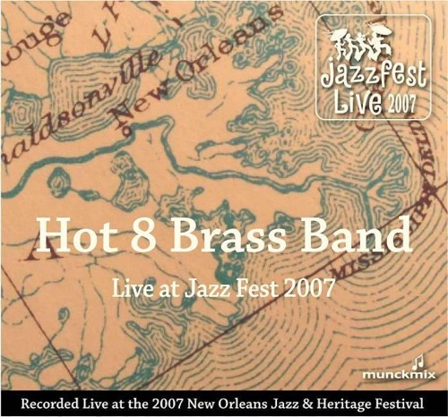 DOWNLOAD MP3: Hot 8 Brass Band - Seriously