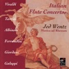 Vivaldi, Tartini, Albinoni, Ferrandini, Giordani, Galuppi: Italian Flute Concertos, Jed Wentz & Musica Ad Rhenum