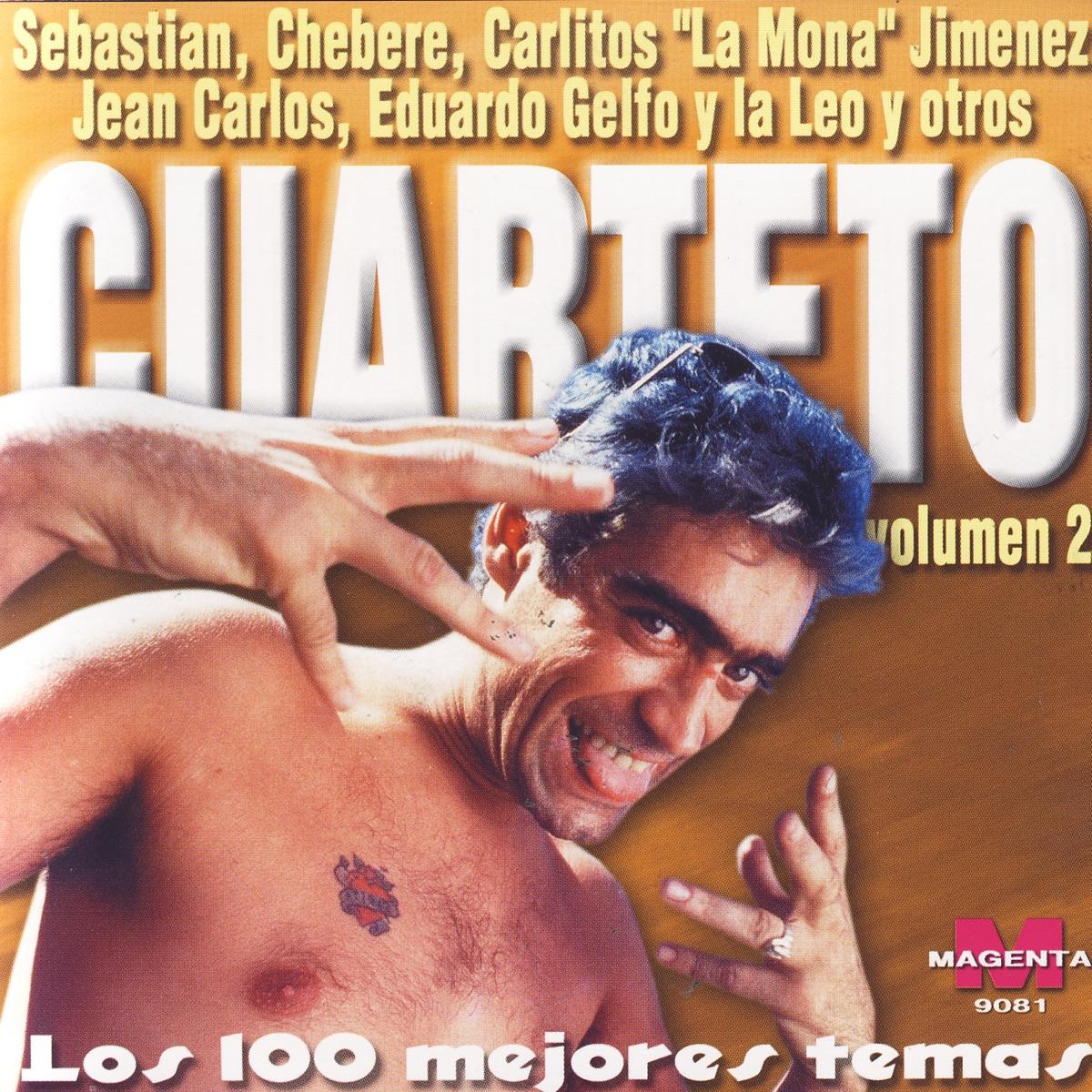 Cuarteto Vol2 Los 100 Mejores Temas Various Artists CD cover