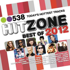 Verschillende artiesten - 538 Hitzone - Best of 2012