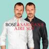 Miguel Bosé - Aire Soy (feat. Ximena Sariñana) ilustración