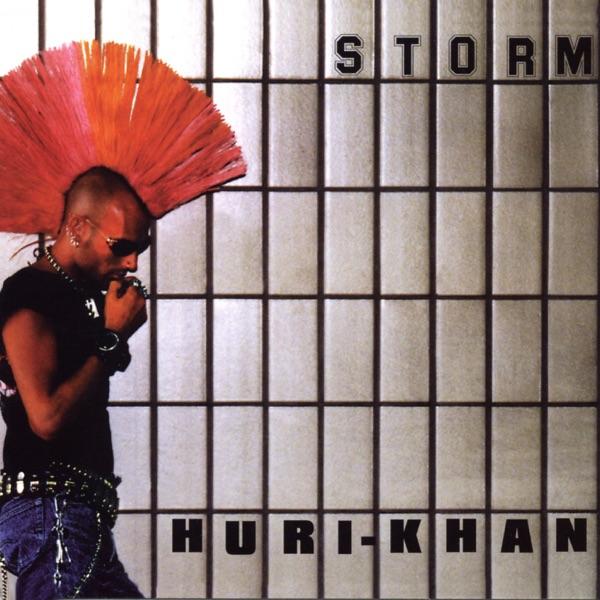 Storm mit Huri-Khan