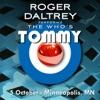 10/5/11 Live in Minneapolis, MN, Roger Daltrey