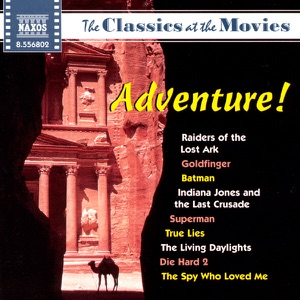"Philharmonic Symphony Orchestra & Richard Edlinger - Indiana Jones Theme (from ""Indiana Jones and the Last Crusade"")"