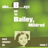 Mildred Bailey - A Cigarette And A Silhouette