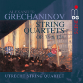 Utrecht String Quartet - Grechaninov: String Quartets Vol. 2