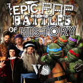 Artists Vs Turtles-Epic Rap Battles of History