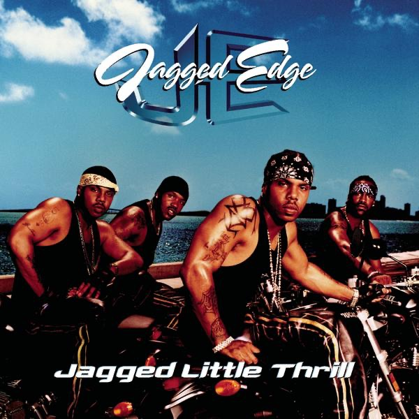 Jagged Edge mit Let's Get Married