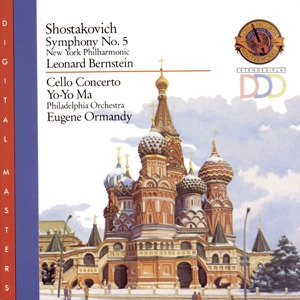 Shostakovich: Symphony No. 5, Cello Concerto Mp3 Download