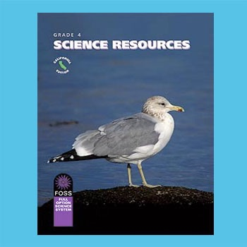 FOSS CA: Solid Earth Science Resources Book Audio Stories