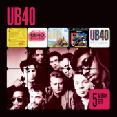 5 Album Set: Signing Off / Present Arms / UB44 / Labour of Love / Geffery Morgan