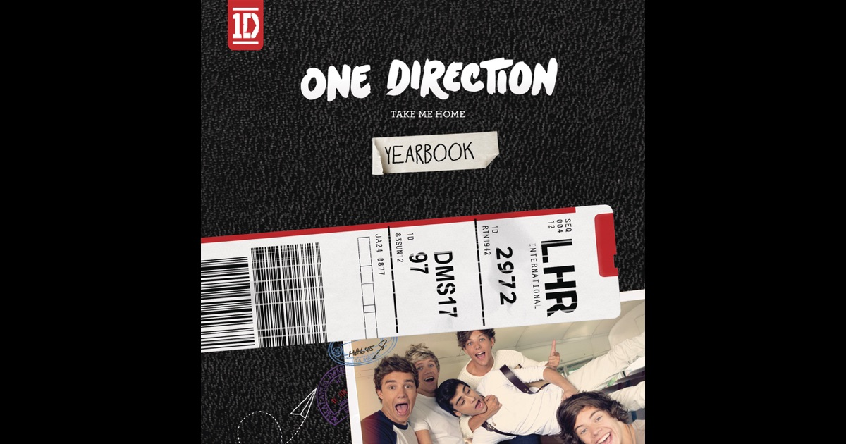 Take Me Home (Yearbook Edition) by One Direction on Apple ... One Direction Take Me Home Yearbook Edition Tracklist