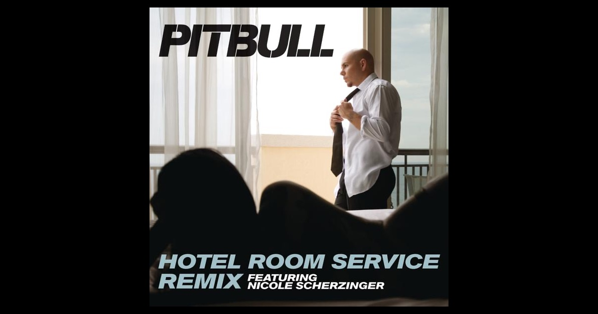 Pitbull Hotel Room Service Remix Single