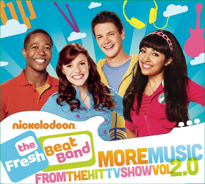 The Fresh Beat Band Vol 2 0 More Music From The Hit Tv