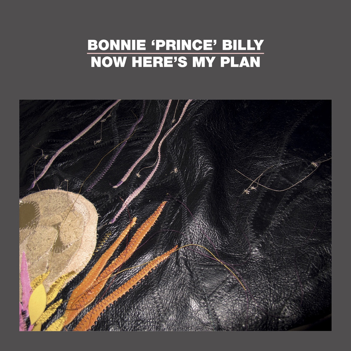 Now Heres My Plan - EP Bonnie Prince Billy CD cover