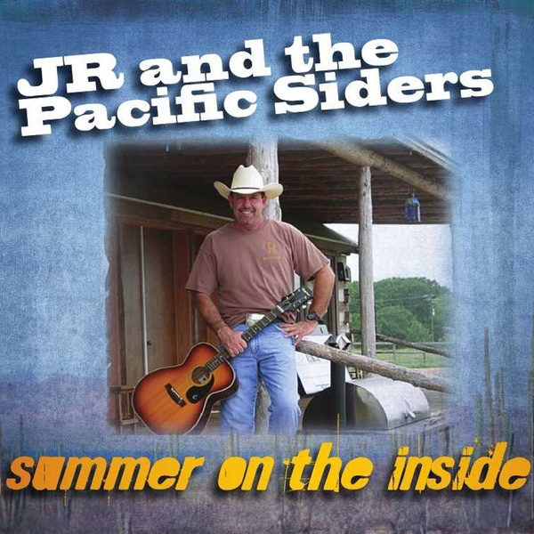Summer On the Inside JR  The Pacific Siders CD cover