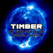 Timber (In the Style of Pitbull & Kesha) [Lounge Version] - Slim Jay - Slim Jay