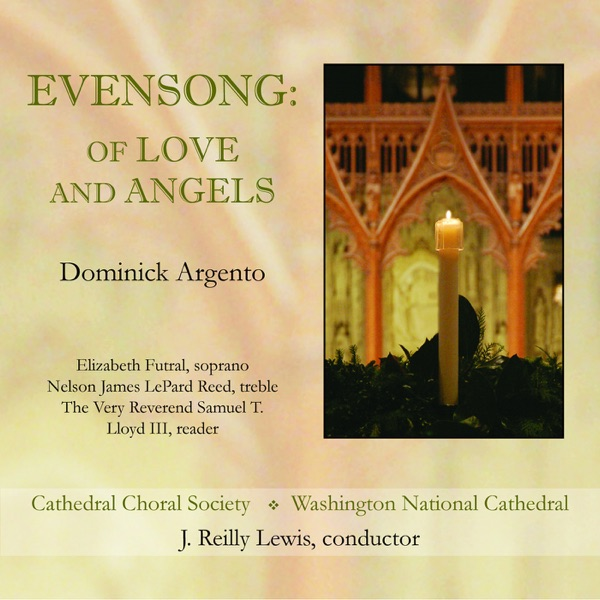 Evensong: Of Love and Angels: III  Psalm 102
