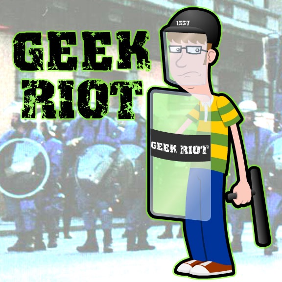 Geek Riot w/ iJustine and Shawn
