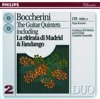 Boccherini the Guitar Quintets