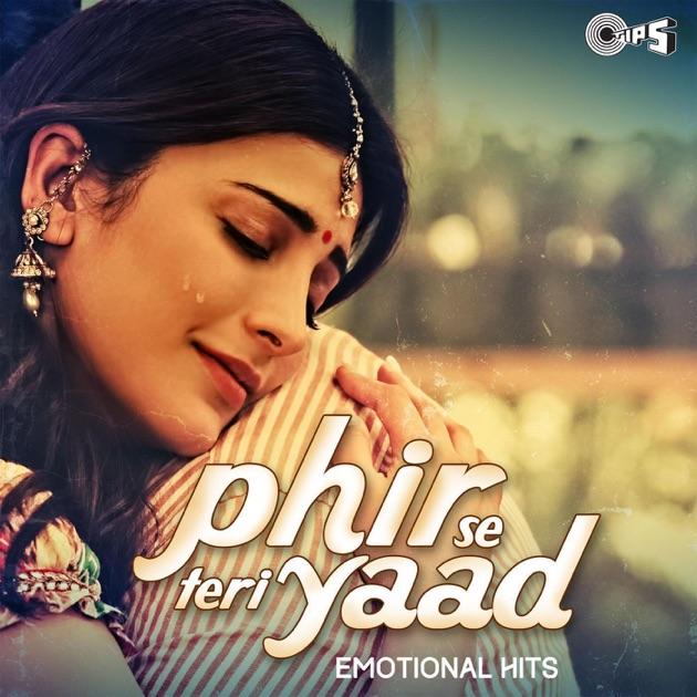 Pal Pal Yaad Teri Hindi Mp3 Song Download: Phir Se Teri Yaad (Emotional Hits) By Various Artists On