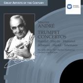 Maurice André/Berliner Philharmoniker/Herbert von Karajan - Trumpet Concerto in E flat (ed. F. Oubradous) (1998 Remastered Version): I. Allegro con spirito