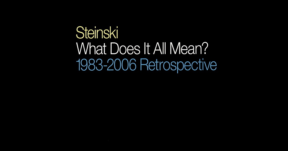 Double Dee & Steinski* Double D & Steinski - Lesson 1, 2, 3