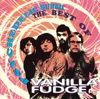 Psychedelic Sundae: The Best of Vanilla Fudge ジャケット写真
