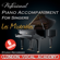 On My Own ('Les Miserables' Piano Accompaniment) [Karaoke Backing Track] - London Vocal Academy